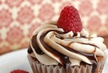 Delicious Food and Desserts!! / Mostly desserts cause I have a MAJOR sweet tooth! / by Beth Hertog