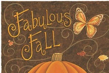 Fall into Autumn / Gobble till you wobble. / by Beth Hertog