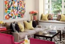 Interior Design / by Melissa Owen