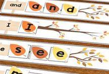 teach literacy. / Ideas for teaching literacy.