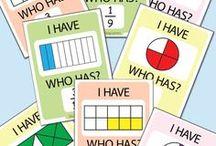 teach numeracy. / Ideas for teaching numeracy.