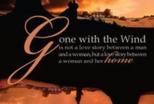 Gone With the Wind / My fav movie of all time. / by Beth Hertog