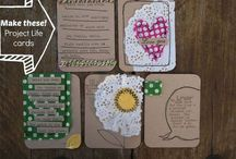 Project Life / by One Crafty Mumma