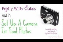 Cake How 2 Photograph / everything you need to know how to capture that perfect image of the cake to show of to your friends clients or if your a business your customers