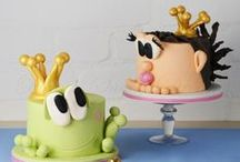Cake Crown/Tiarra/Masquerade / novelty cakes based cake on the theme of  crowns and tiarra's