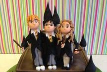 Cake Harry Potter / novelty cakes based cake on the theme of  book film and characters