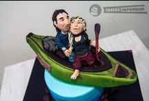 Cake Adult-Couples / Novelty cakes for Adult couple Ideas