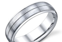 Christian Bauer Bands / by WEDDINGRINGS.COM