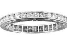 Wedding Rings - Vintage Style