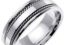 Wedding Rings - Handmade Style
