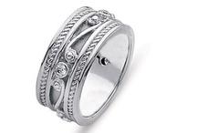 Byzantine Style Rings