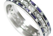 Sapphire / by WEDDINGRINGS.COM