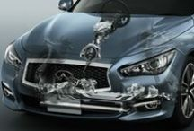 Marvelous Cars&Motorcycles / It leaves an attractive car.