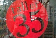 35 / ¿Dónde podemos encontrar números 35? Además de en Taller 35, claro...