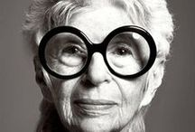 Style Icon: Iris Apfel / by Double D Ranch