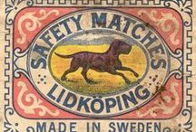 Match Cover Art / Phillumeny: The hobby of collecting match related items such as matchbooks, matchboxes, and match-covers. Before the Internet, travelers often brought back matchboxes as souvenirs from other countries. Match factories caught on to the attraction and started issuing special covers after WWII. The hobby became especially widespread from the 1960s through the 1980s. Now with the use of the internet, enthusiasts are able to share their collections worldwide. / by Double D Ranch