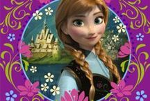 Ideas: Disney Frozen Birthday Party / by Keira Rupon