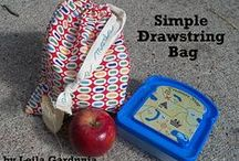 Sewing ~ Small Easy Projects / Easy sewing projects
