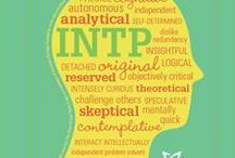 INTP/INTJ / My Myers Briggs Personality is borderline INTP / INTJ. I have a balance of judging/perceiving but am an end of the scale introvert! Here are some fun things relating to these types.