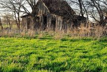 OLD BARNS, FARMHOUSES AND OTHER HISTORY
