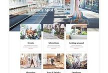 City & Travel Ui / A Collection of the Best & Coolest City & Travel UI.