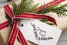 Christmas / Inspiring recipes, decor, entertaining and gift ideas!  May your days be merry and bright!
