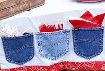 0 JEANS / reuse jeans