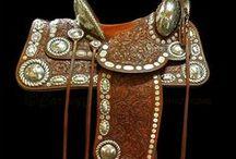 Vintage Saddles