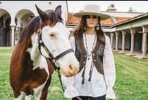 La Estancia / Double D Ranch's Holiday 2016 Collection Argentinian Gaucho Inspired