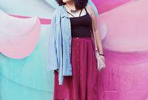 Looks Faltou Açúcar | Carla Nascimento / Todos os meus looks do blog, em seus mais variados estilos. Street, básico, romântico, gótico suave, tudo que me representa