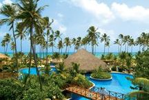 """Discover Dreams Sweepstakes / Enter for your chance to win a vacation to the all-new Dreams Dominicus La Romana. 1) Follow Dreams Resorts on Pinterest 2) Create a Pinterest board titled """"Discover Dreams Sweepstakes"""" 3) Populate your board with pins showing how you'll """"discover"""" Dreams on your next vacation, using inspiration from the """"Discover Dreams Sweepstakes"""" Pinterest board 4) Tag each pin with #DiscoverDreamsSweeps 5) Email the link to your Pinterest board to socialmedia@amresorts.com by December 31, 2016"""