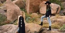 Thundercloud / Double D Ranch's Spring 2017 Collection  Once Upon a Time in the West