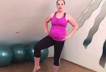 HappyBauch - Pilates und Fitness in der Schwangerschaft / Happy Bauch - fit durch die Schwangerschaft