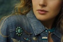 Butterfly Bleu / Double D Ranch's Spring 2017 Collection  Once Upon a Time in the West