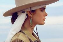 Abiquiu / Double D Ranch's Trans-Season 2017 Collection Inspired by Georgia O'Keeffe's Ghost Ranch