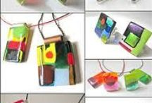 My Creations - Glassimo! fused glass