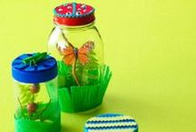 Kidding Around / Crafts and recipes your little ones will love! / by Country Woman Magazine