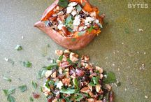 Recipes /  Appetizers, Main Dishes, and Sides