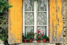 Vintage/French Country