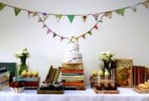 Book Inspired Parties!