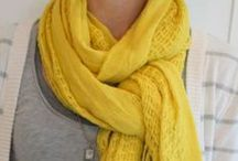 Styling scarves