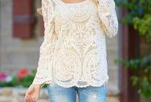 Styling lace