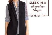 Styling Sleeveless Jackets
