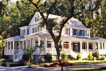 Dreamy Home Design/Decor / by Marie Wolfe