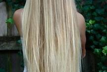 HAIR / by Brooke Hanna-Santalucia