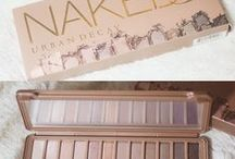 Make Up Stuff / by Brooke Hanna-Santalucia