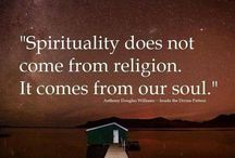 Spirituality & Enlightenment / by Joyce Weinberg