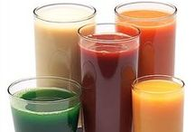 Juice Recipes / Fruit and Vegetable Juice Recipes for use with Commercial Juicers or Home Juicers