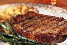 Meat's !  / Beef ! Ham ! Pork !    / by Margaret Holmes