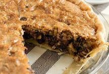 Pies / Pies and tarts in all their varieties